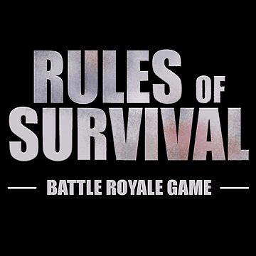 Rules of Survival Game by Purpleandorange