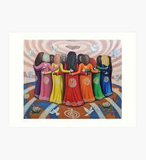 Femme: Women Healing the World Art Print