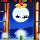 Santa & His Reindeer.........................!!!! by shanemcgowan