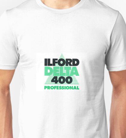 Ilford Delta 400 Unisex T-Shirt