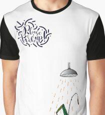 Round down Graphic T-Shirt