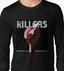 the killers wonderful tour 2018 soang Long Sleeve T-Shirt