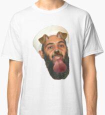 Ben Laden Snapchat Dog Classic T-Shirt