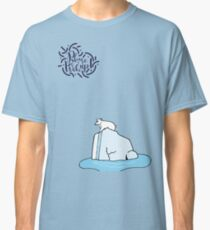 Melting Ice Classic T-Shirt