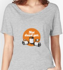 Film's not dead yet Women's Relaxed Fit T-Shirt