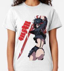 Kill La Kill - Ryuko Matoi Classic T-Shirt