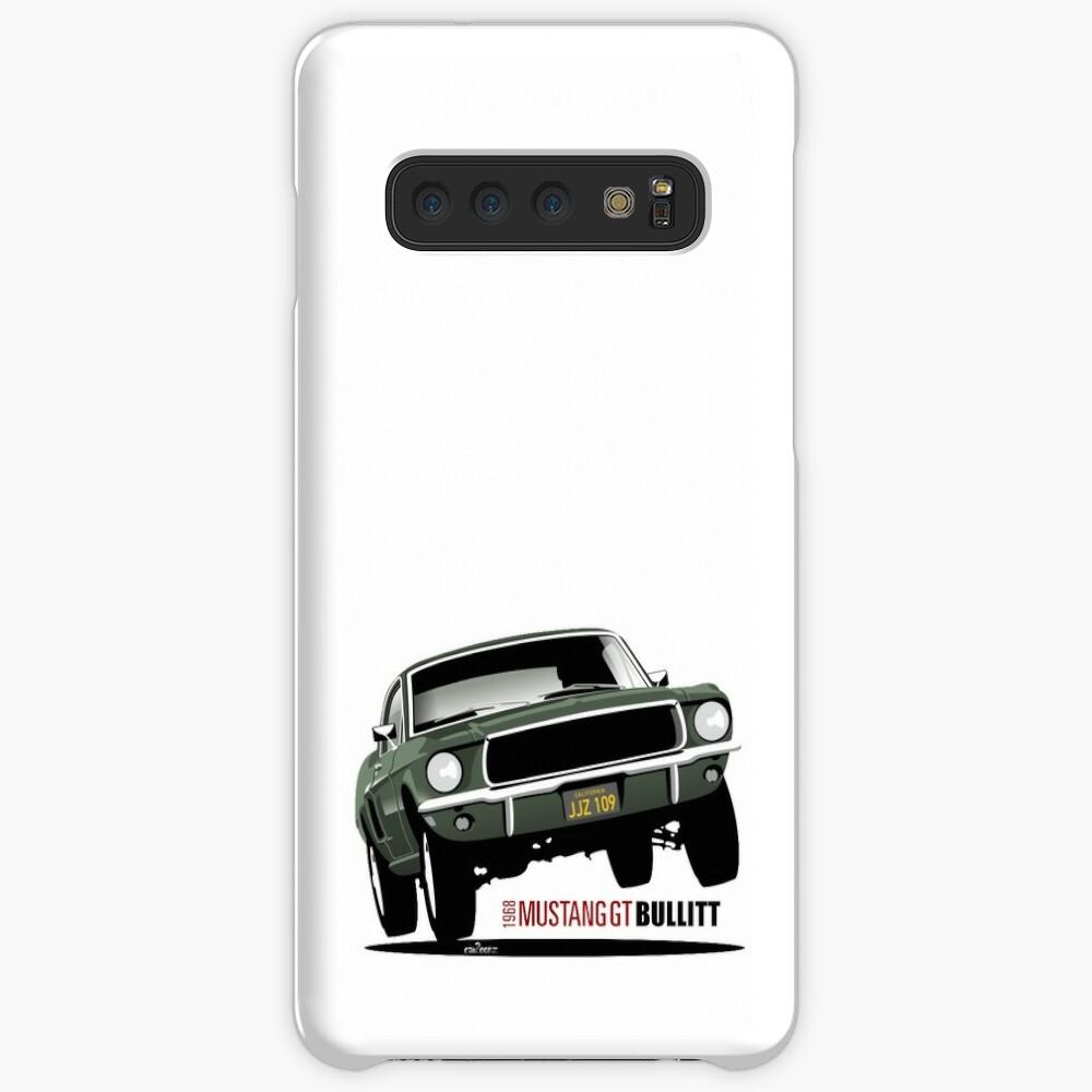Mustang Bullitt 2019 - Green Samsung S10 Case