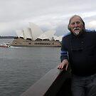 Sydney Harbour by Richard  Tuvey