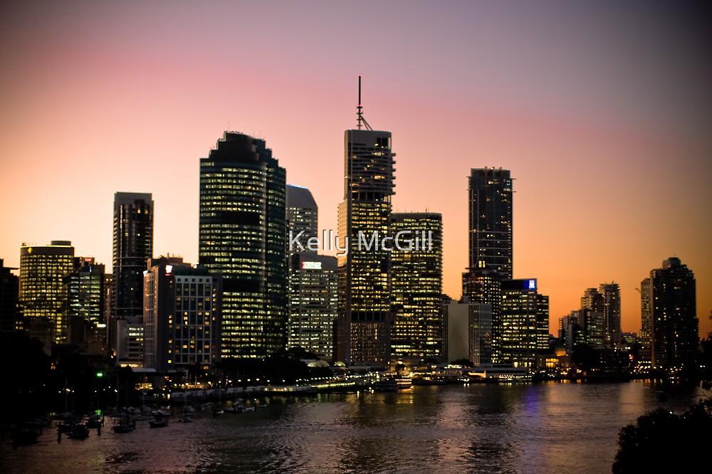 Brisbane, Queensland by Kelly McGill