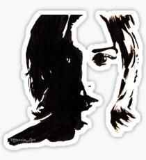 Kate Winslet Sticker