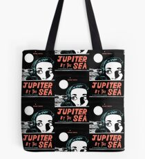 Jupiter by the Sea : Book Cover Tote Bag