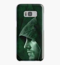 Green Vigilante Samsung Galaxy Case/Skin