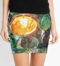 Lozenge Mini Skirt