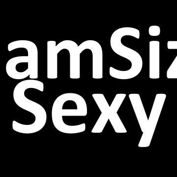 i am size sexy by mysooma