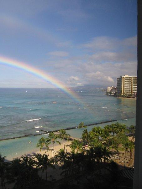 Rainbow in Hawaii by mcbuca02