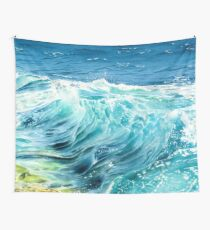 Crashing Waves Wall Tapestry