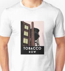 Tobacco Row Slim Fit T-Shirt