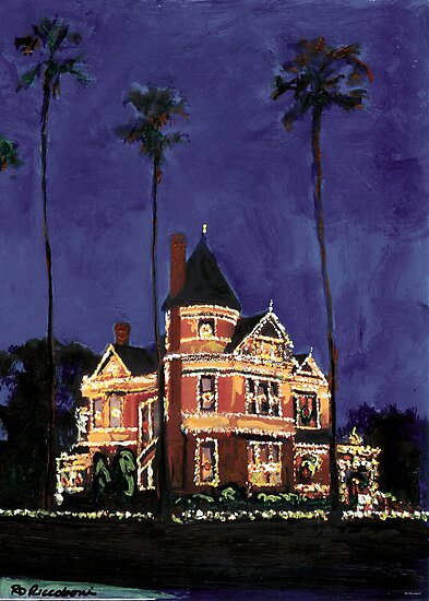 California Holiday, Christmas Picture by RDRiccoboni