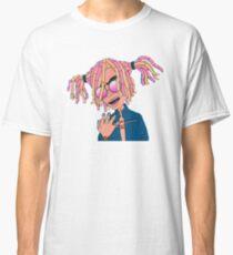 Lil Pump Gucci Gang Drawing Classic T-Shirt