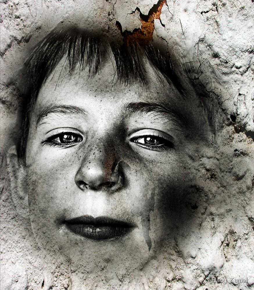 "Portrait "" Sandboy ""  by Hany  Kamel"