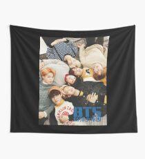 BTS Layin' Around Wall Tapestry