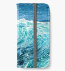 Crashing Waves iPhone Wallet/Case/Skin