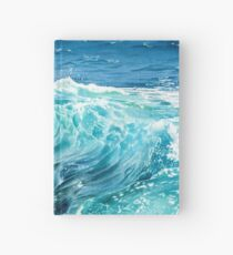 Crashing Waves Hardcover Journal