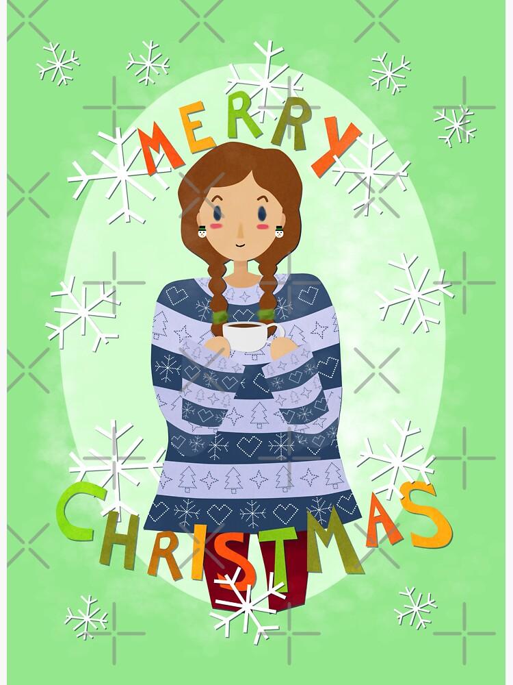 Merry Mug by lexamay