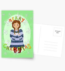 Merry Mug Postcards