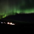 aurora borealis - 5 by Perggals© - Stacey Turner