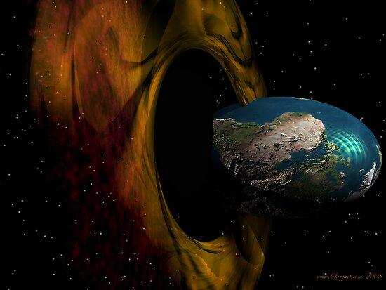 event horizon black hole interstellar - photo #7
