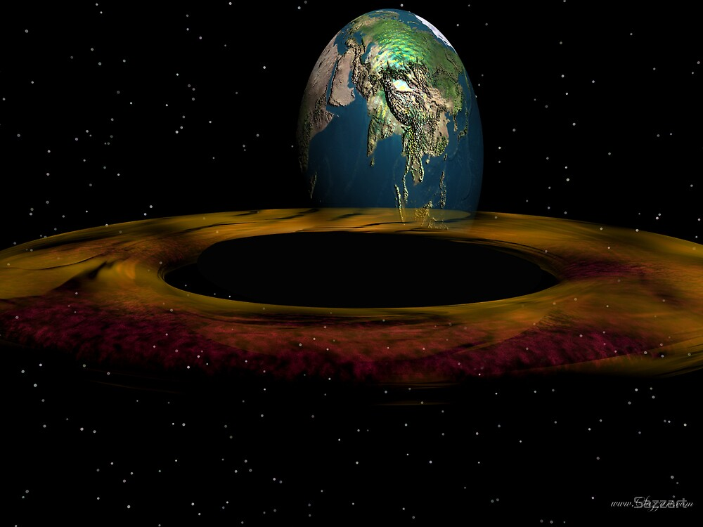 Event Horizon Black Hole