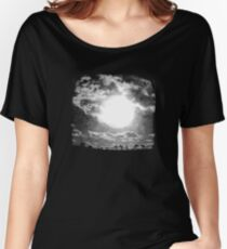 The Sun - TTV Women's Relaxed Fit T-Shirt