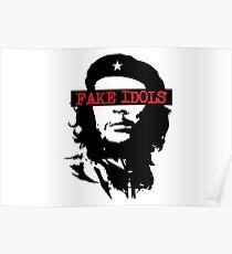 Fake Idols - Che Guevara Poster