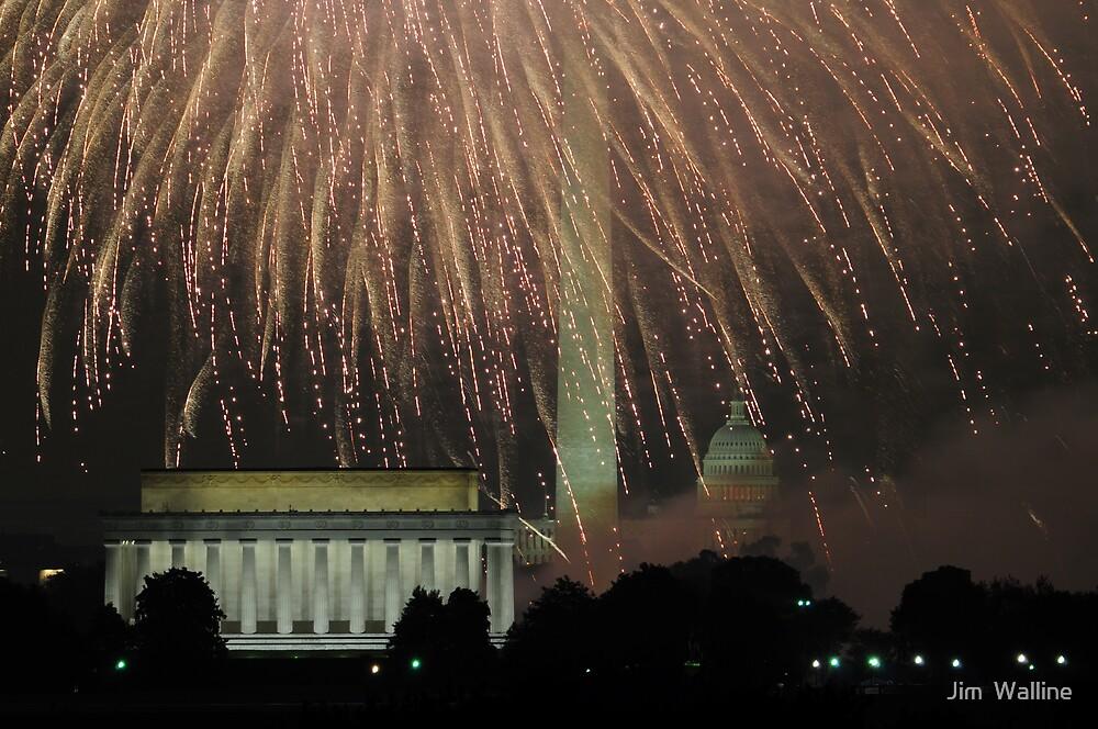 Monumental Celebration by Jim  Walline