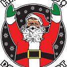 Dont Shoot Black Santa by EthosWear