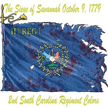 South Carolina Regiment Oct 9, 1779 flag by Hotrodsc