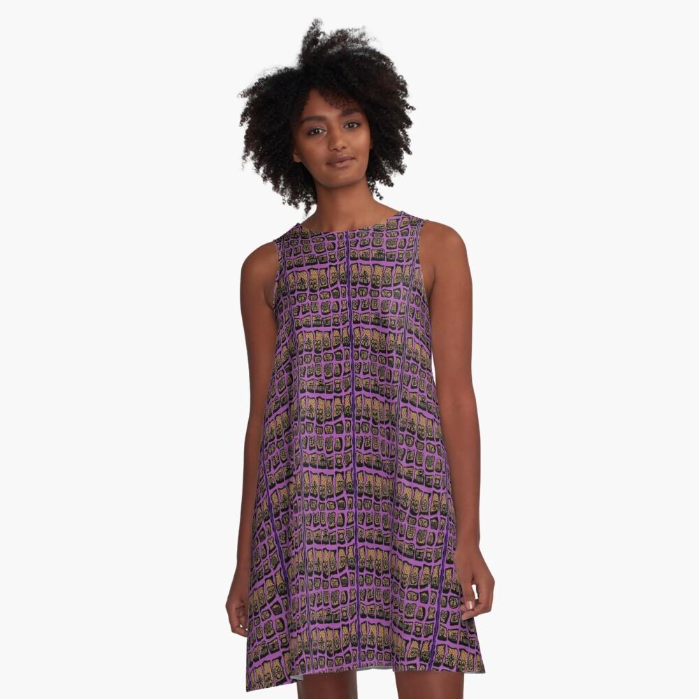 Princely COTY 2018 A-Line Dress