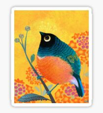 Superb Starling Sticker