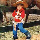 Cowboy by clizzio