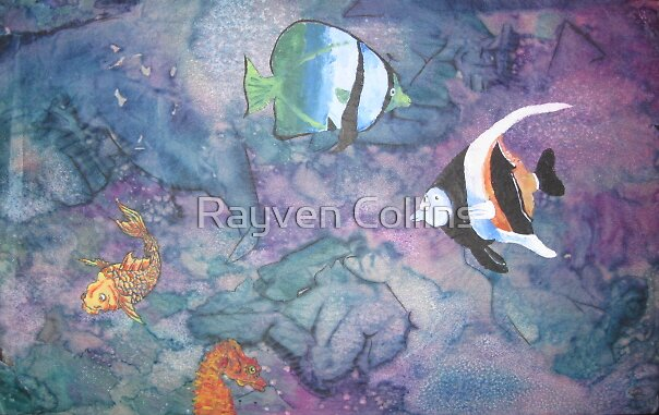 Under the Sea by Rayven Collins