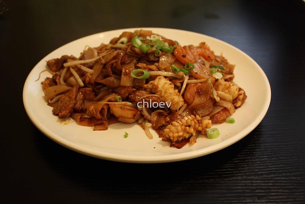 Yummy Fried Noodles by chloev