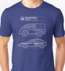 Gadgetmobile Blueprint Unisex T-Shirt