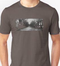 The Shortcut - black Unisex T-Shirt