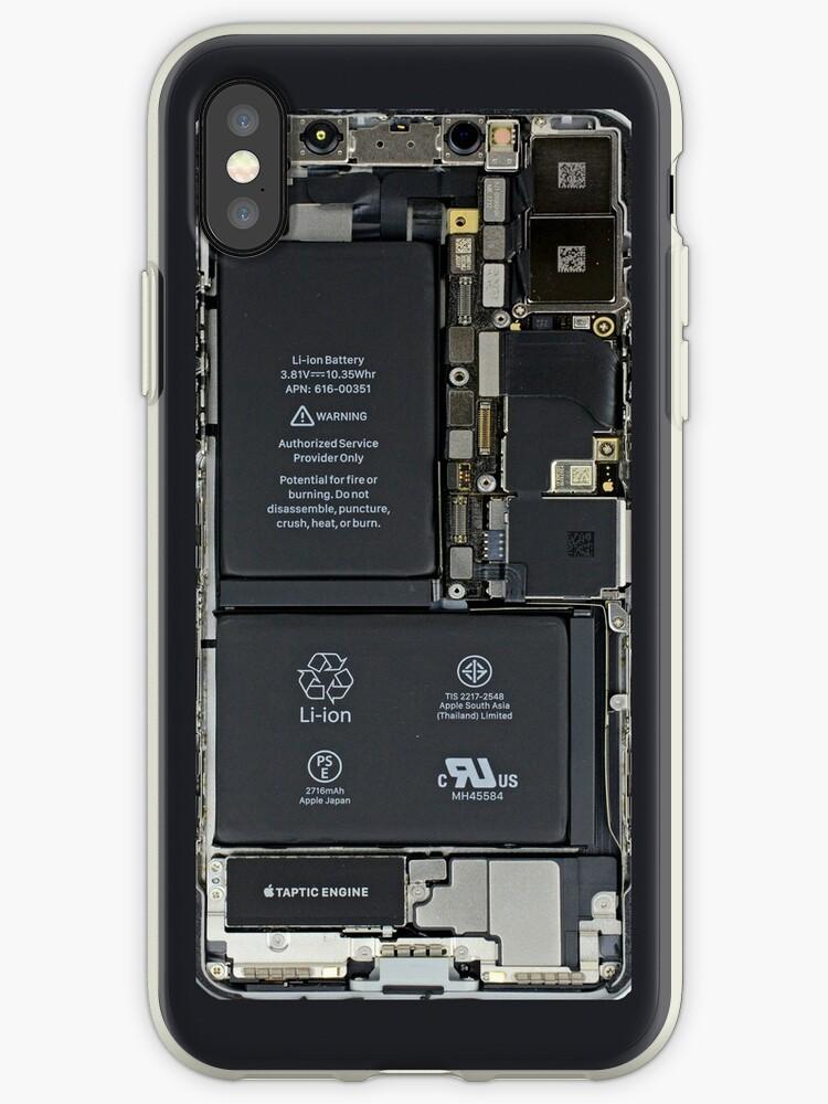Iphone X Innen