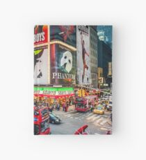 Times Square II Special Edition II Hardcover Journal