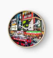 Times Square II Special Edition II Clock