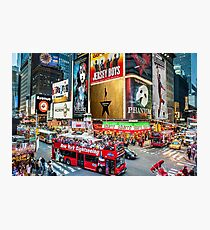 Times Square II Special Edition I Photographic Print