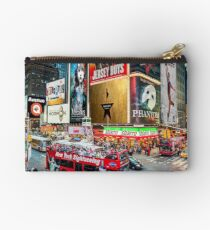 Times Square II Special Edition I Studio Pouch