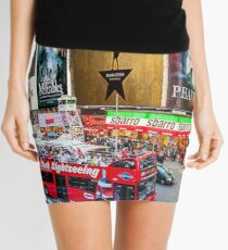 Times Square II Special Edition I Mini Skirt